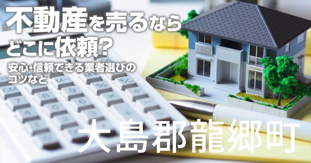 大島郡龍郷町で不動産売るならどこに依頼すればよいのか?安心・信頼できる業者選びのコツなど